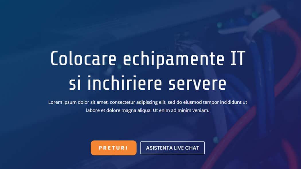 Portofoliu Web Design - Creare Site Web Iasi - EMTHub