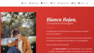 Servicii web bianca bojan exemplu portofoliu